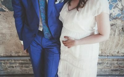 5 TOP TIPS FROM A PREGNANT BRIDE