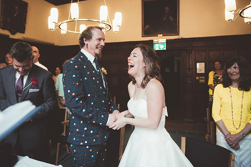 Quirky Wedding Oxford