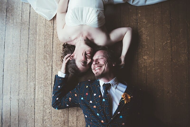 Quirky Wedding Photography Oxford