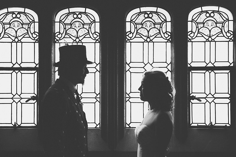 Alternative Wedding Photography Oxford