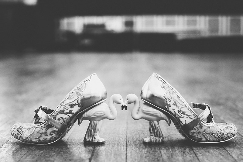 Alternative Wedding Shoes Oxford