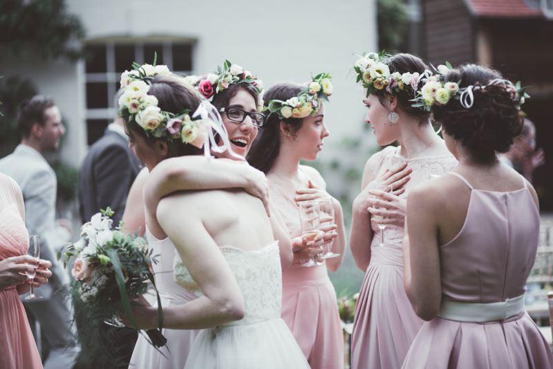 bridesmaids oxford