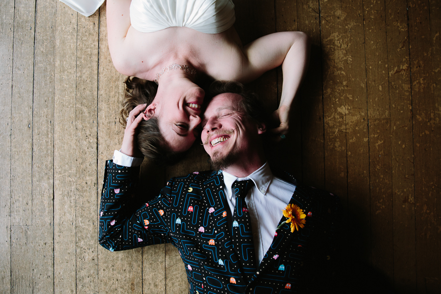 OXFORD WEDDING PHOTOGRAPHER | https://philippajamesphotography.com | alternative portrait of bride and groom