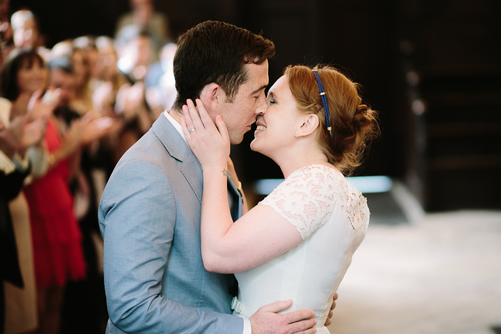 A RELAXED OXFORD CITY WEDDING