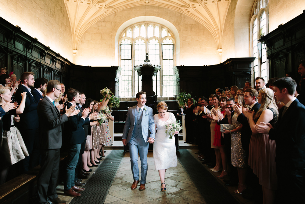 Bodleian Libraries Wedding