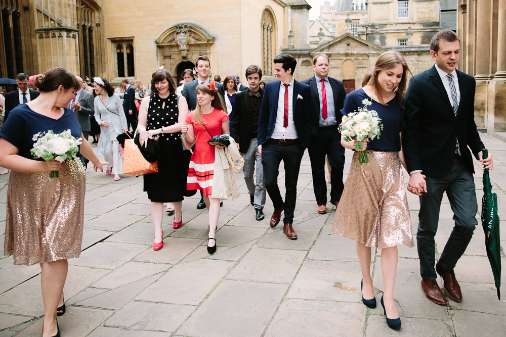 getting married in Oxford city