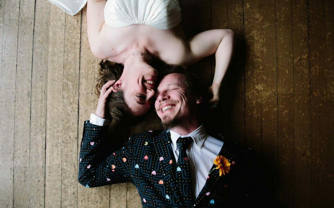 An Oxford Town Hall Wedding