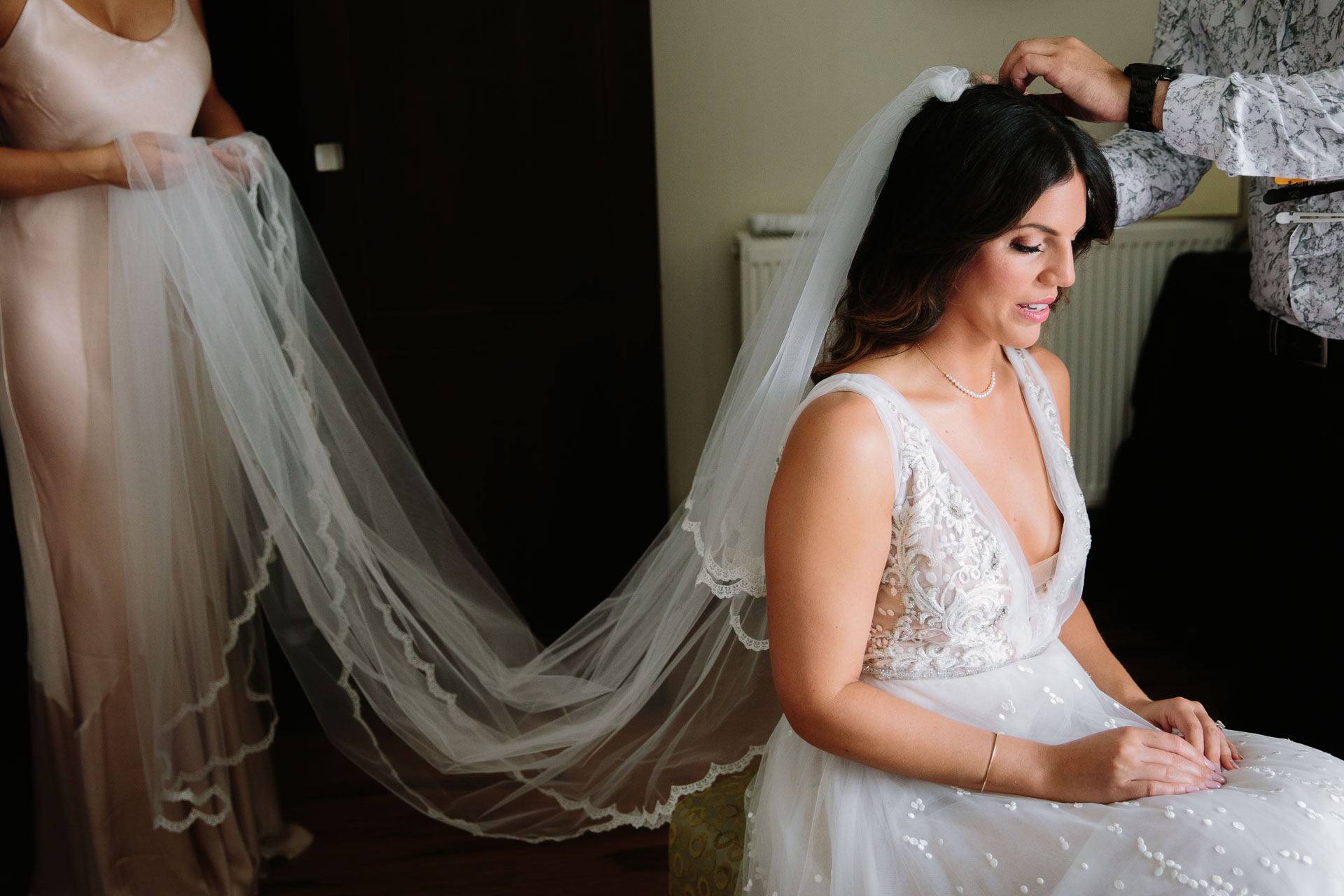 wedding traditions - the wedding veil