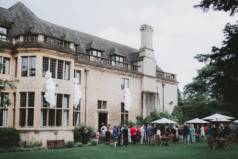 Rhodes House Weddings in Oxford City
