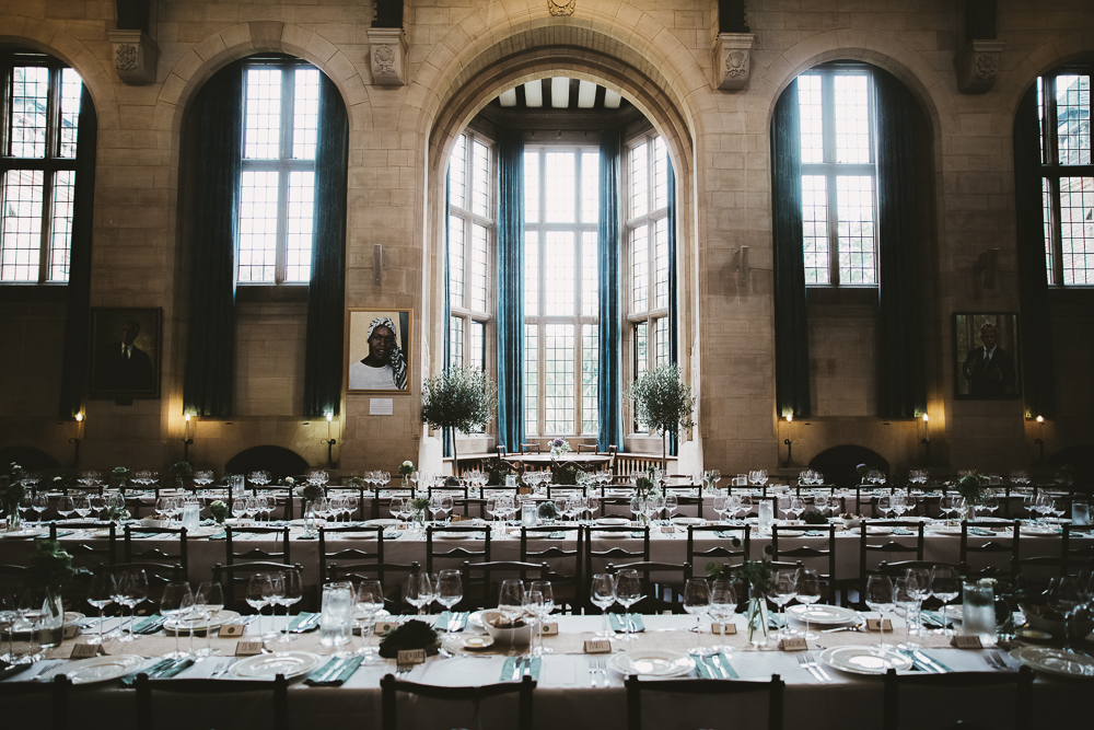 Great Hall Rhodes House