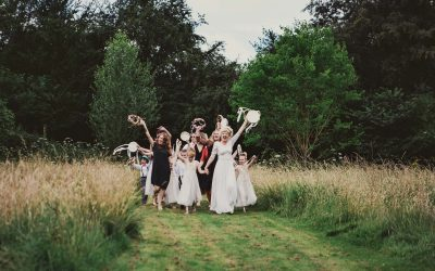 AN OXFORDSHIRE WEDDING FESTIVAL