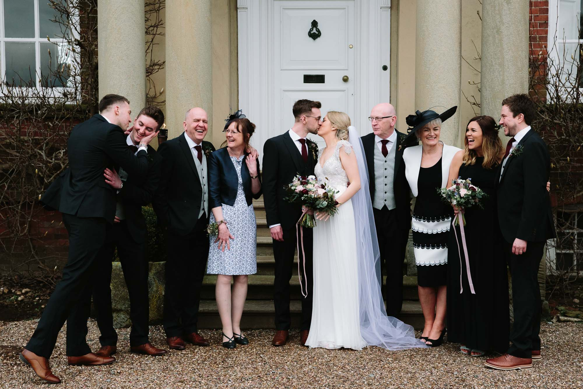 wedding family group shots | https://philippajamesphotography.com › oxford-wedding-photography-group-shots