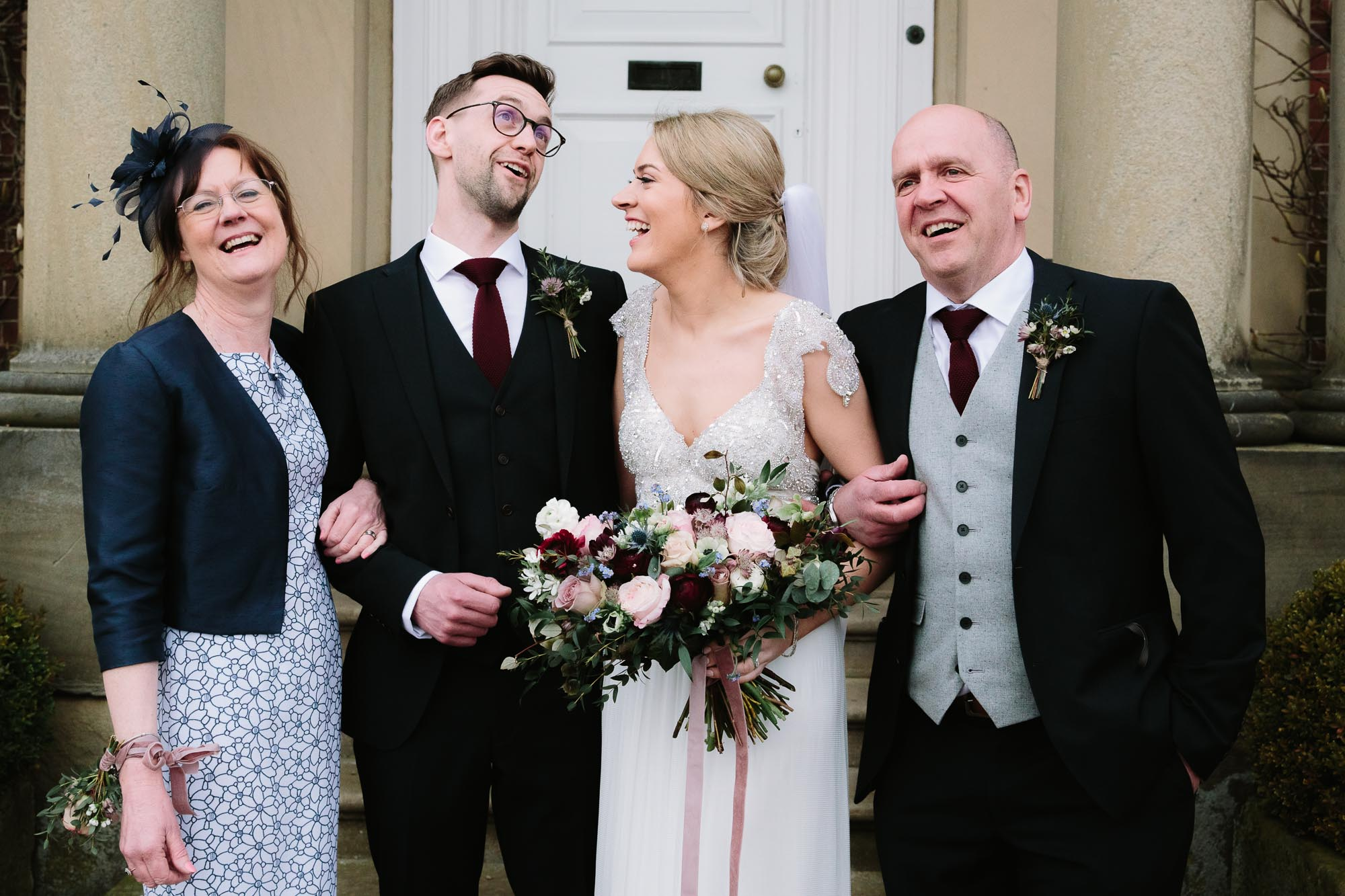 wedding albums | https://philippajamesphotography.com › oxford-wedding-photography-group-shots