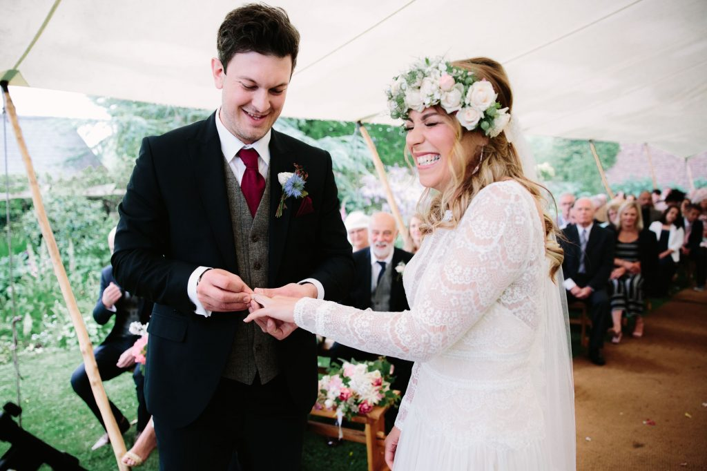SIX WEDDING CEREMONY IDEAS YOU WOULDN'T HAVE THOUGH OF