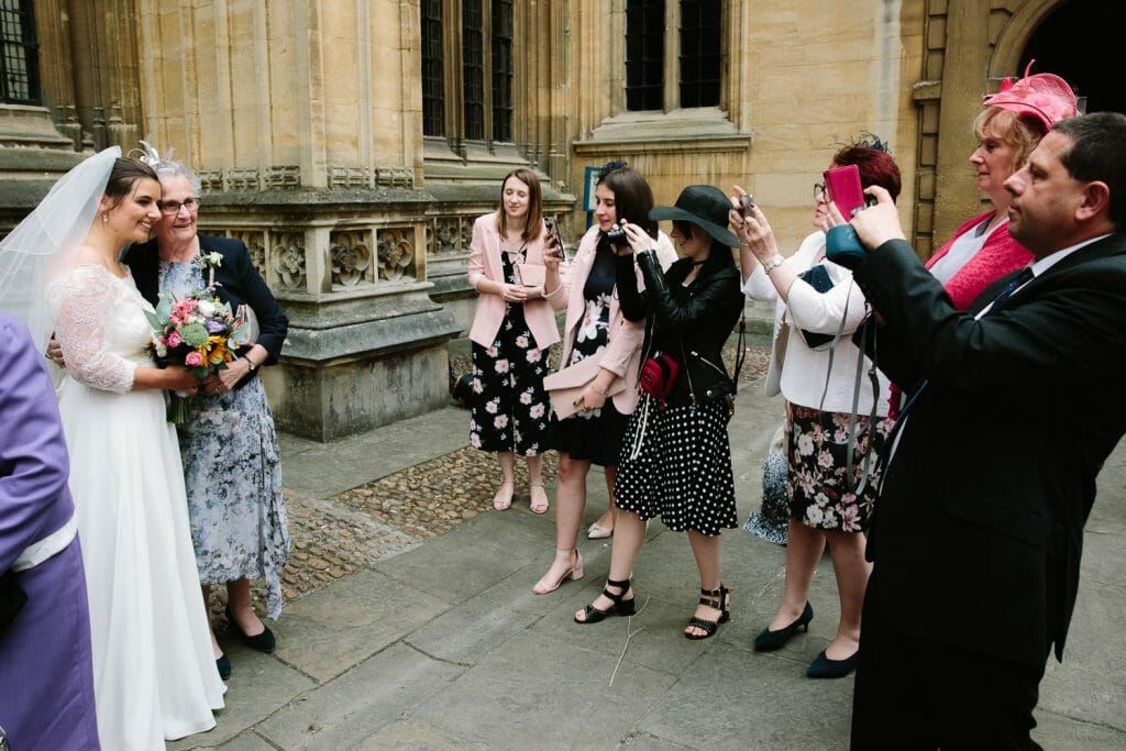 The Bodleian Wedding Photographer