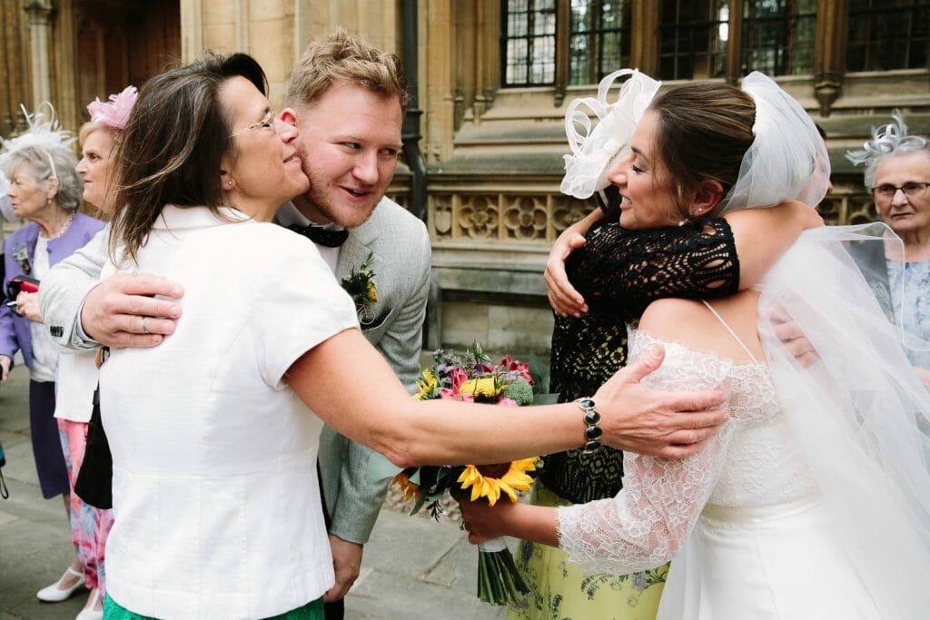The Bodleian Wedding Photography
