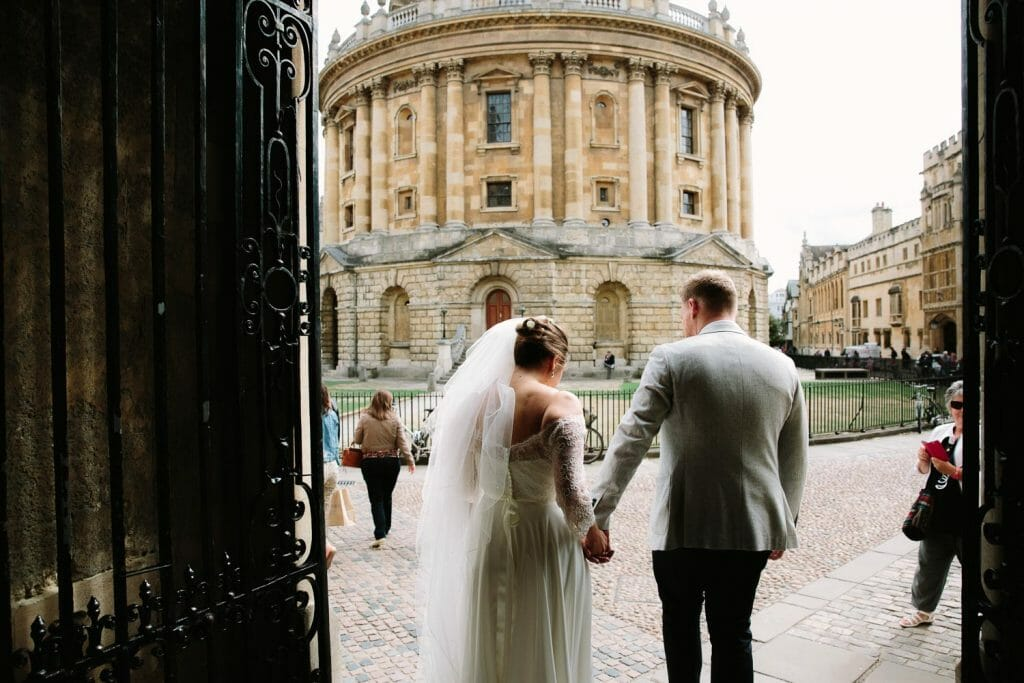 Oxford City Wedding Photographer