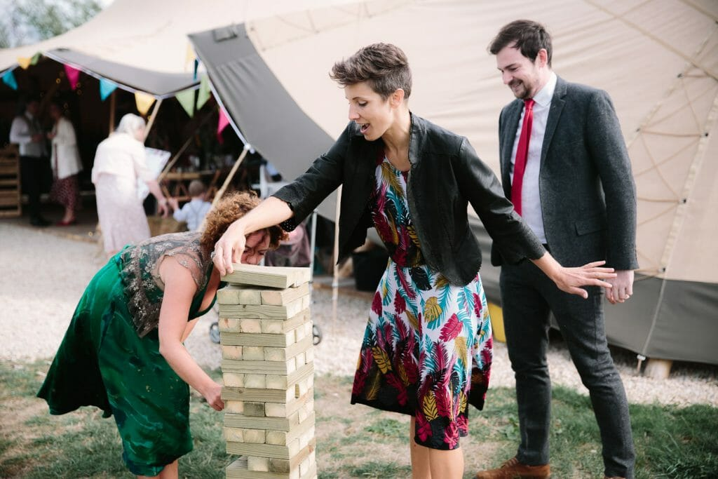 Wedding games at The Maybush Witney