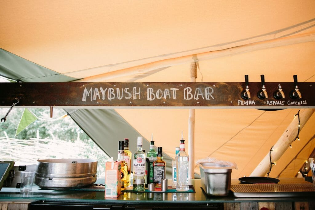 Weddings at The Maybush Pub
