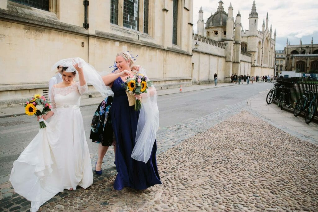 Weddings in the City of Oxford