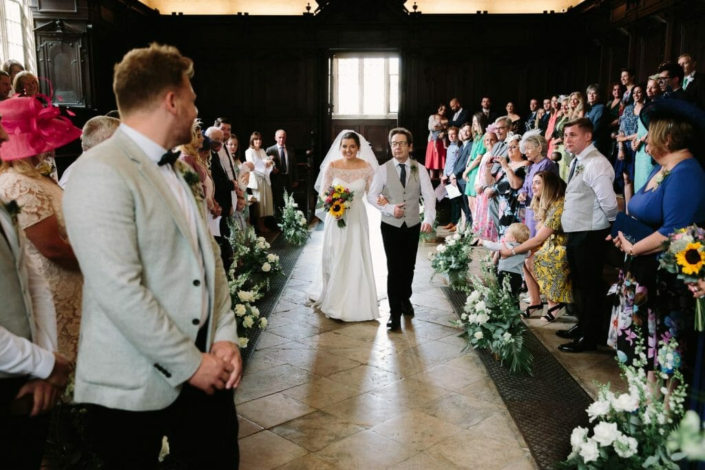 Weddings at the Bodleian Oxford