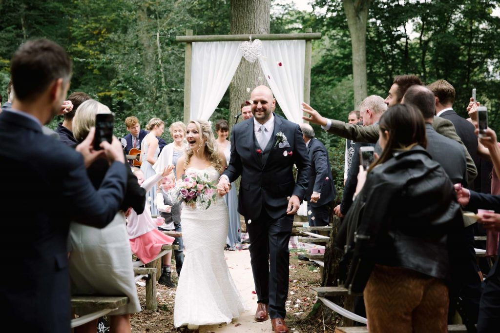 The Oxford Wedding Blog - Alternative Wedding Ceremony
