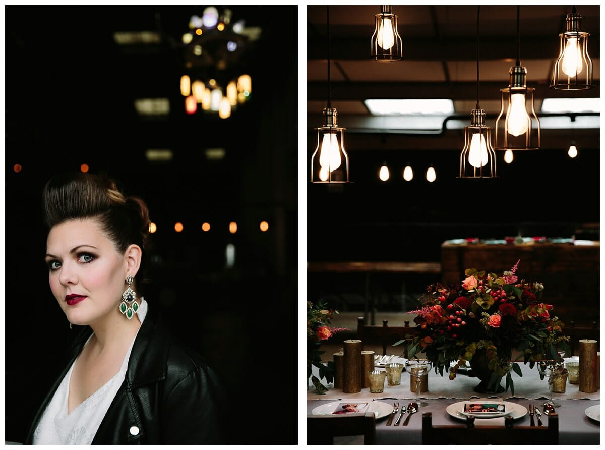 Alt Wedding Shoot at Tap Social Movement Oxford