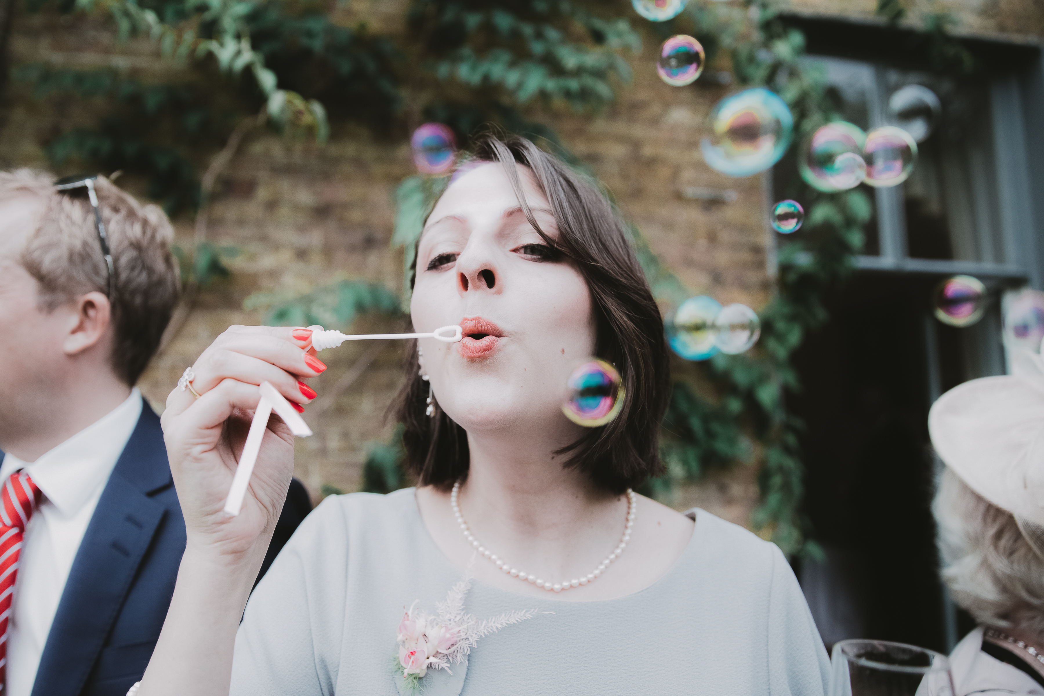 Alternative to Confetti - by Philippa James Photography from the Oxford Wedding Blog