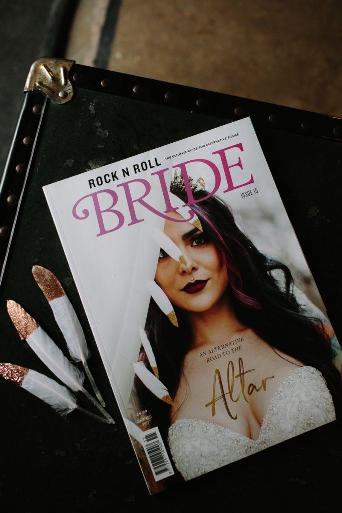 RocknRoll Bride Magazine