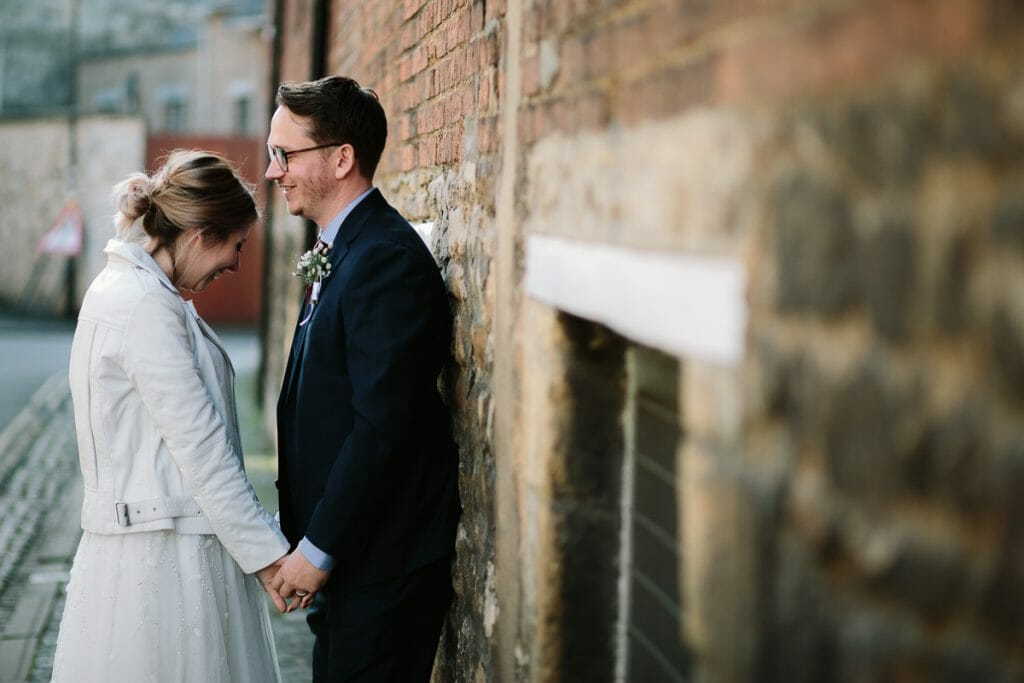 creative wedding photographer Oxford