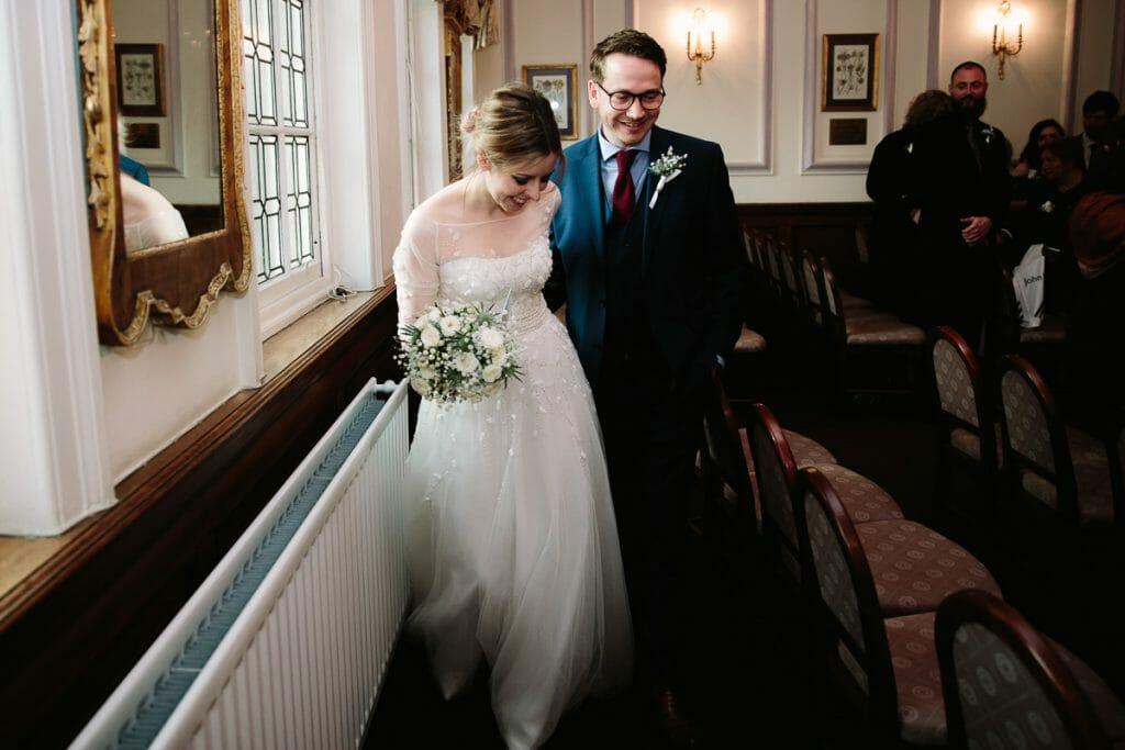 Married in Oxford