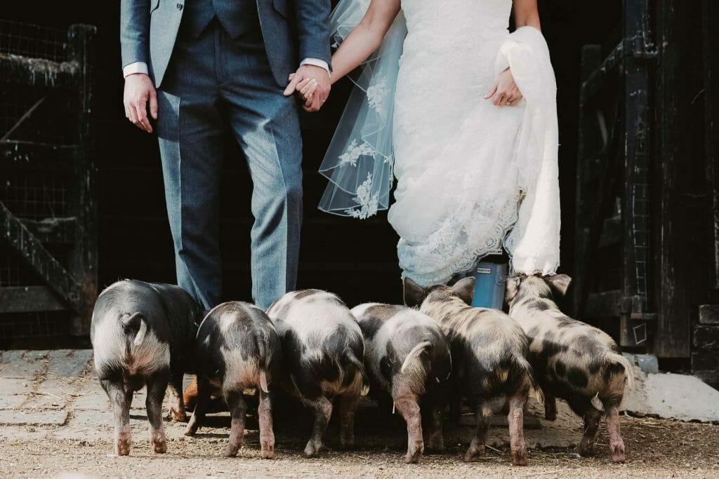 TOP 10 BARN WEDDING VENUES IN OXFORDSHIRE