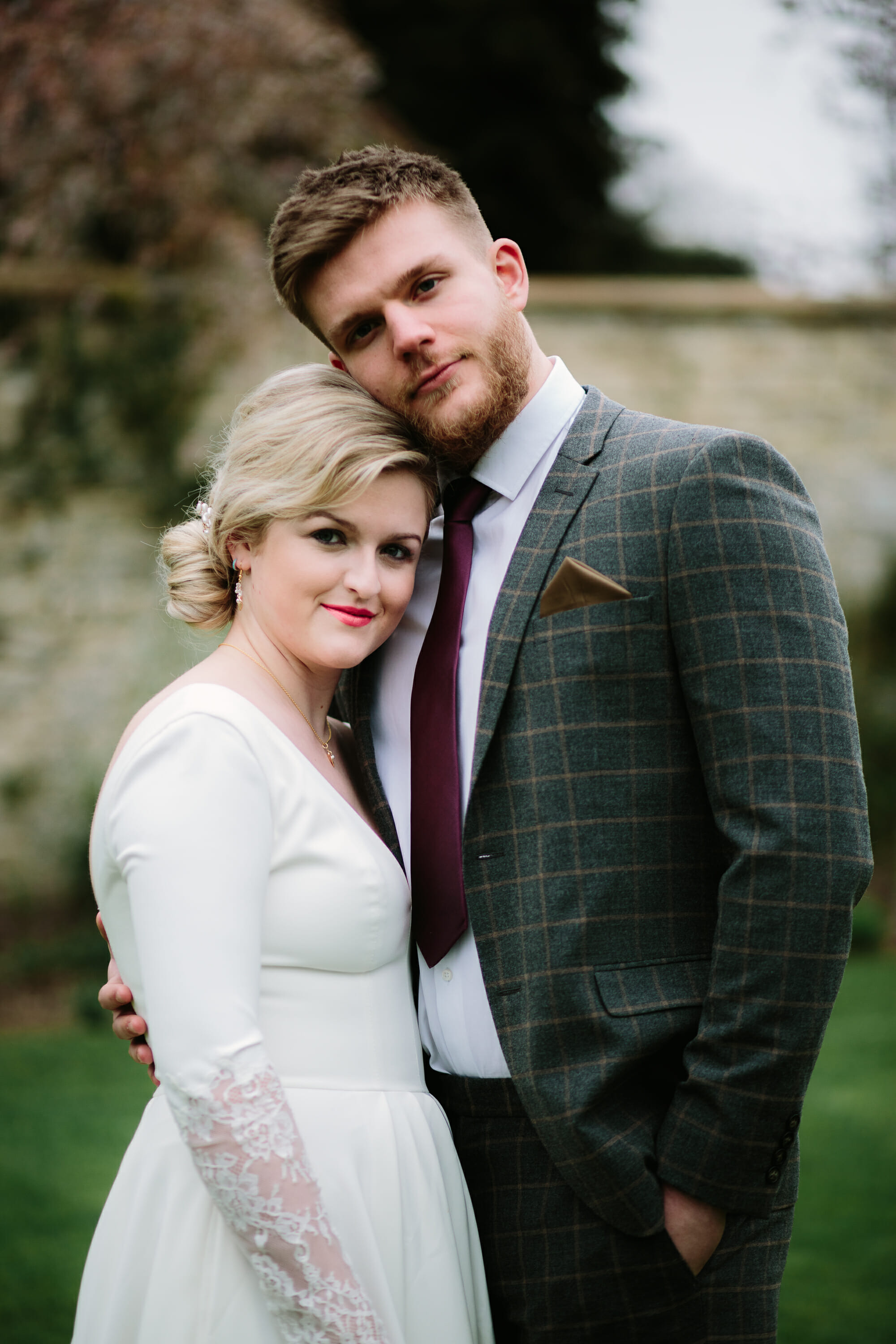 Wedding Portraits in Oxfordshire