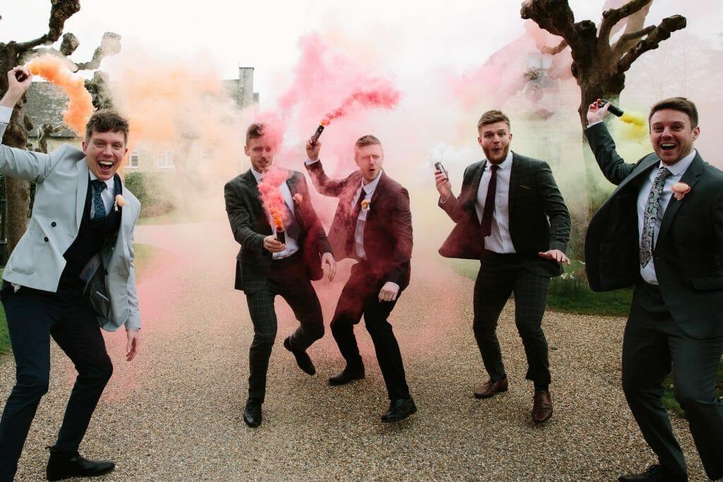 wedding entertainment ideas - 35 ideas by The Oxford Wedding Blog
