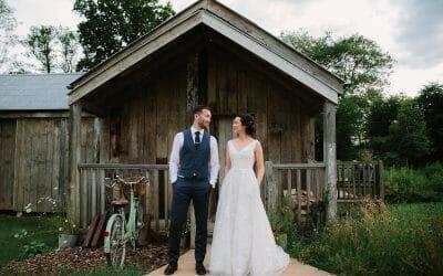 TOM + HANNAH'S RELAXED SOHO FARMHOUSE WEDDING