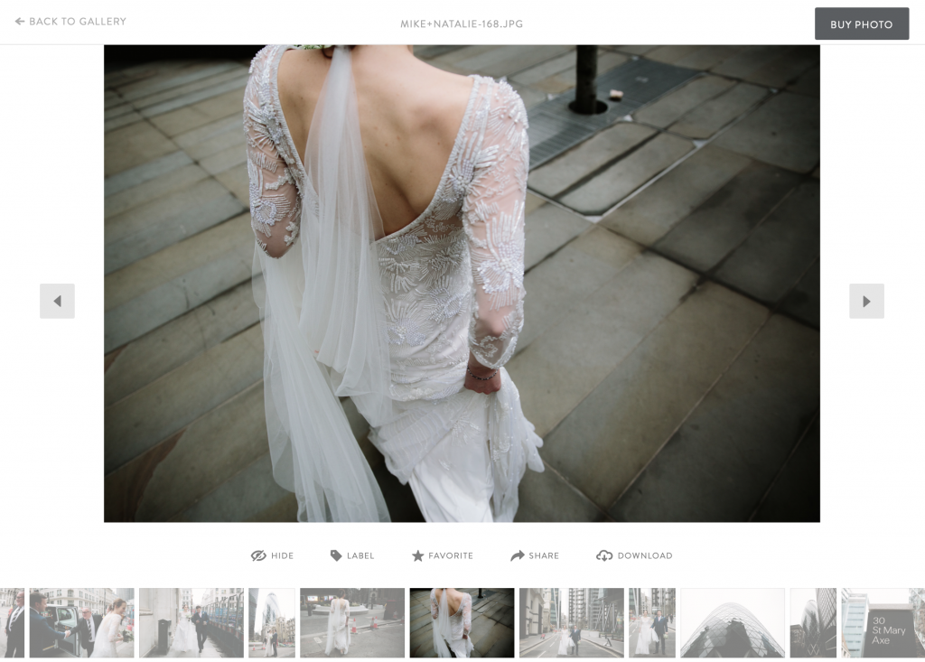 philippa james photography - on-line wedding gallery