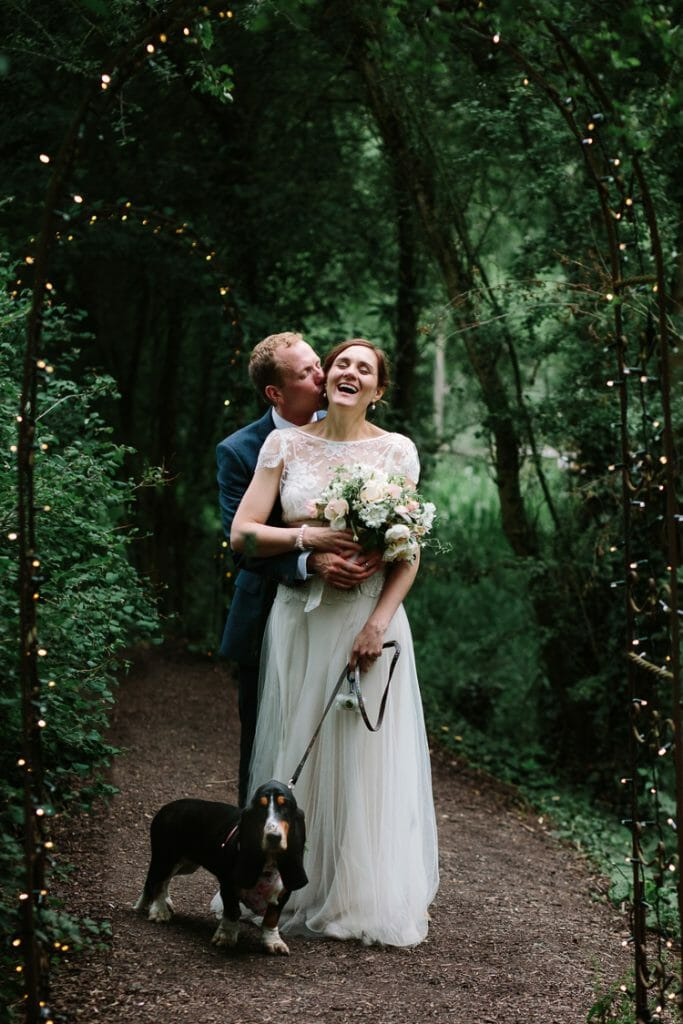 Philippa James Photography - wedding portraits at The Perch Oxford