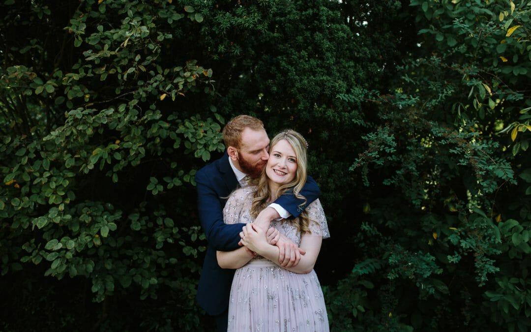 OXFORD UNIVERSITY WEDDING – ST. HUGH'S COLLAGE