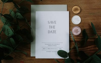 WHERE TO START WITH YOUR WEDDING INVITATIONS