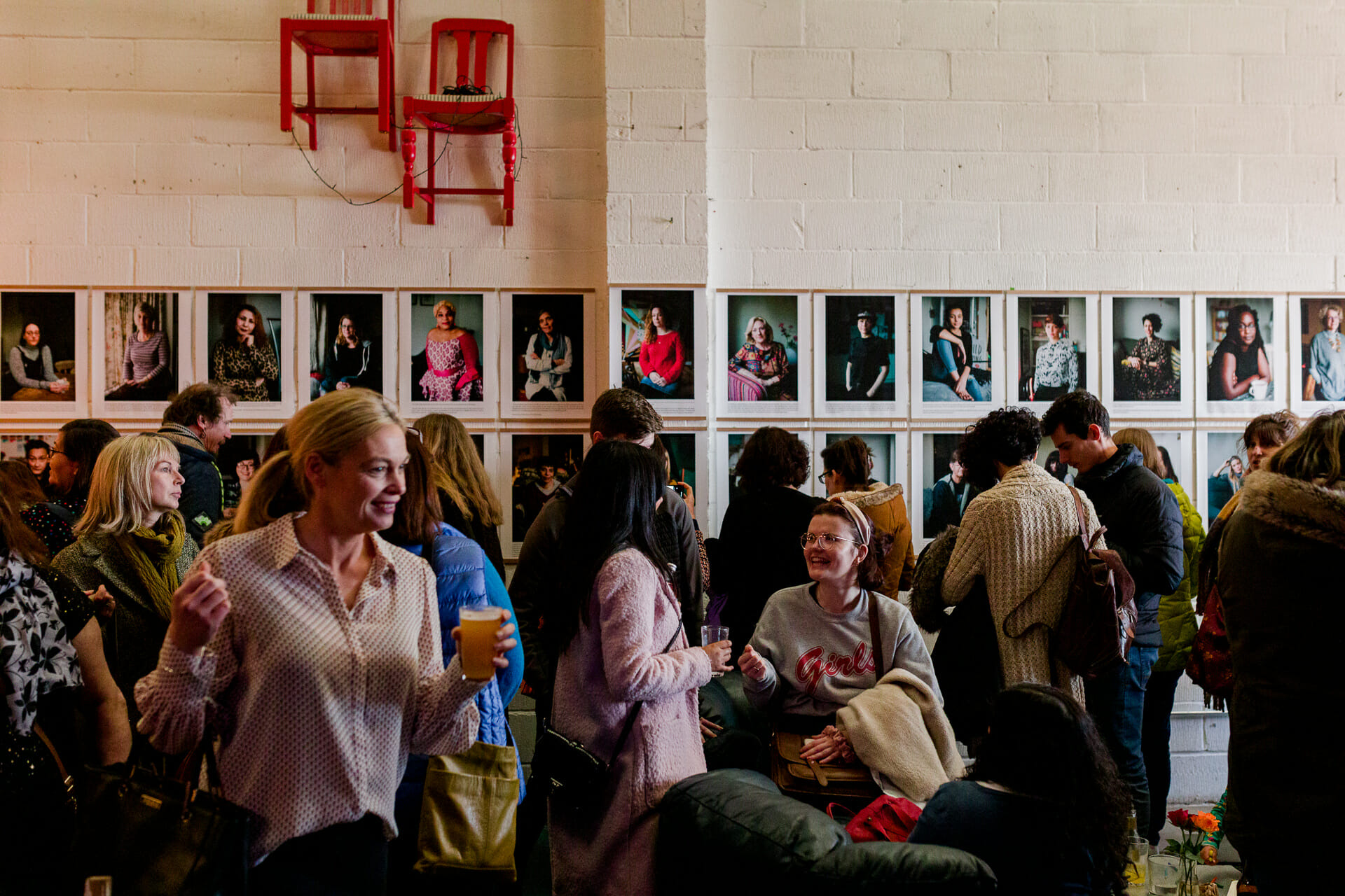 100 WOMEN of Oxford Tap Social © Potters Instinct Photography-104