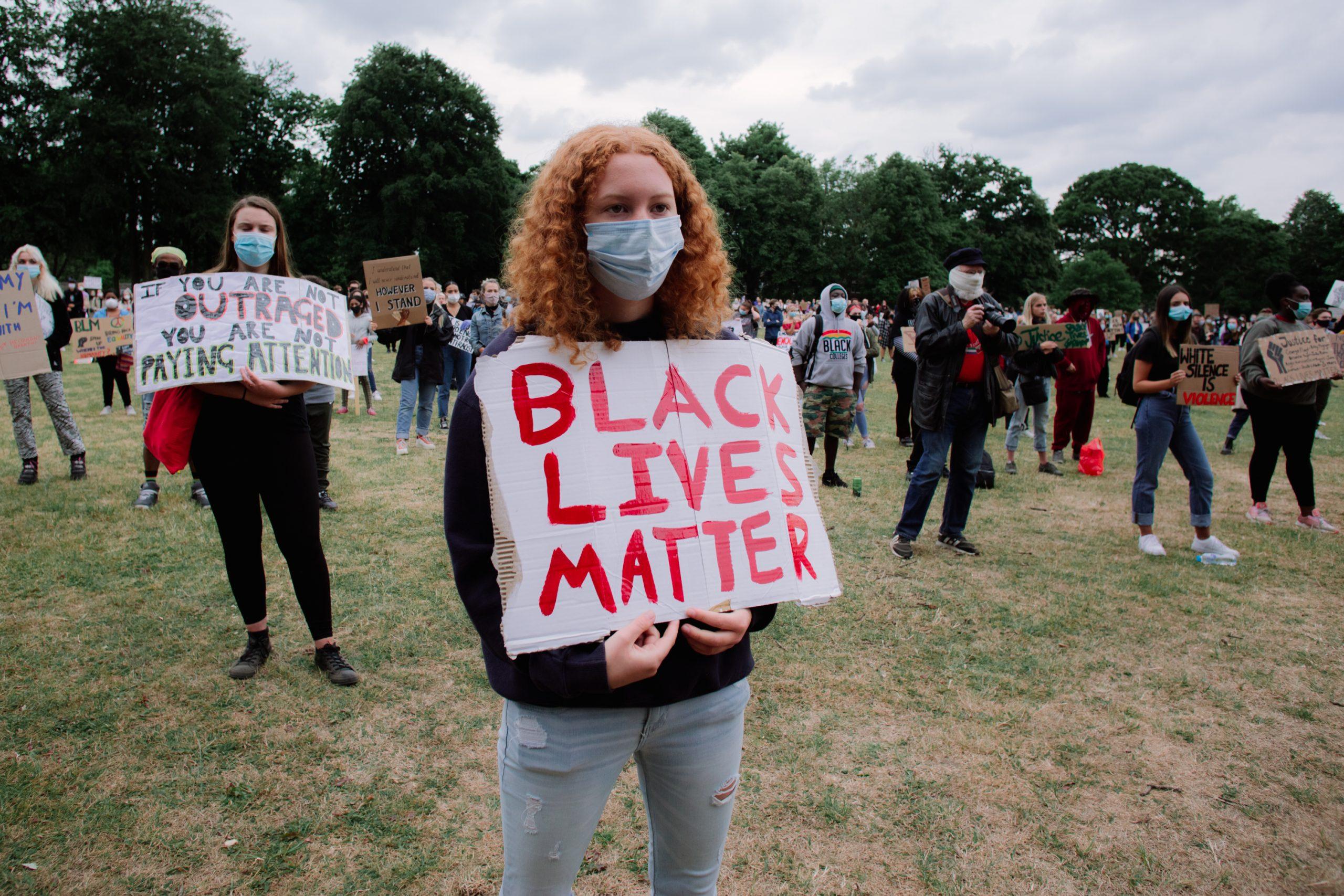 Black Lives Matter - Oxford