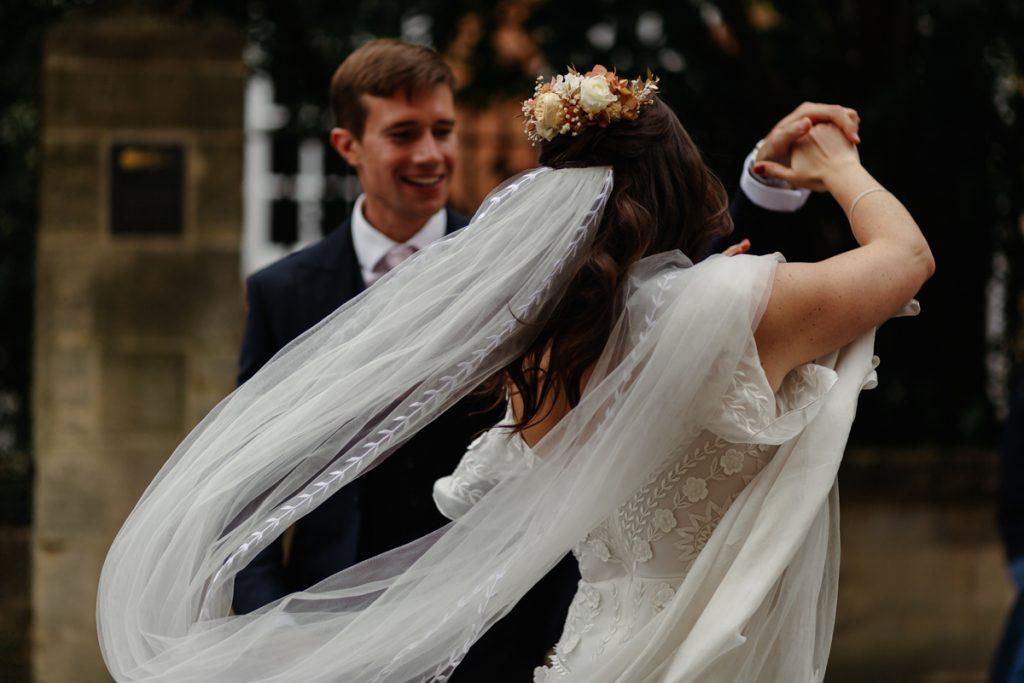 Oxford City Wedding vibes