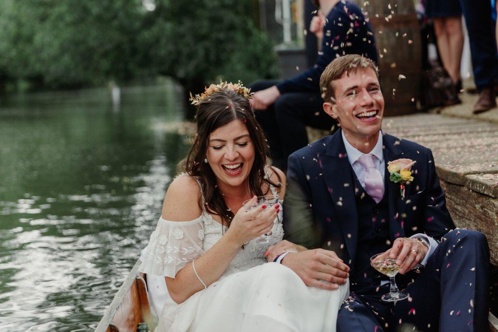 ROSIE + JAMES CHERWELL BOATHOUSE WEDDING