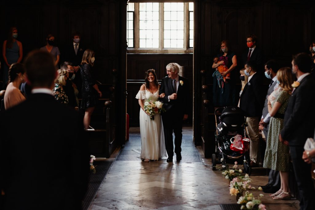 Wedding at The Bodleian Library Oxford