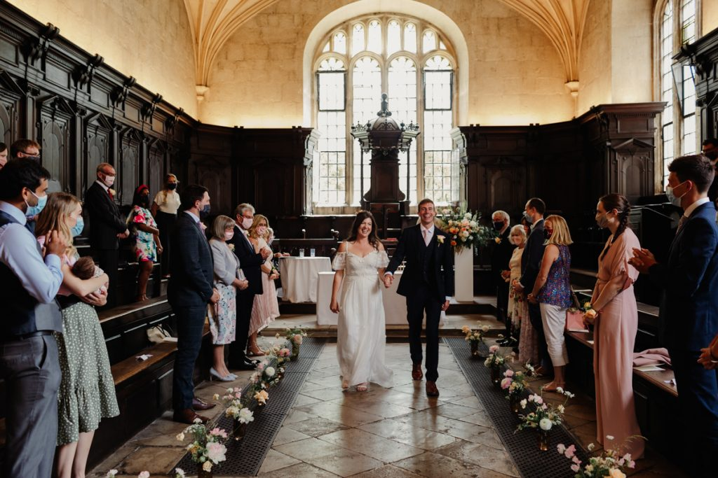 Weddings at The Bodleian Libraries